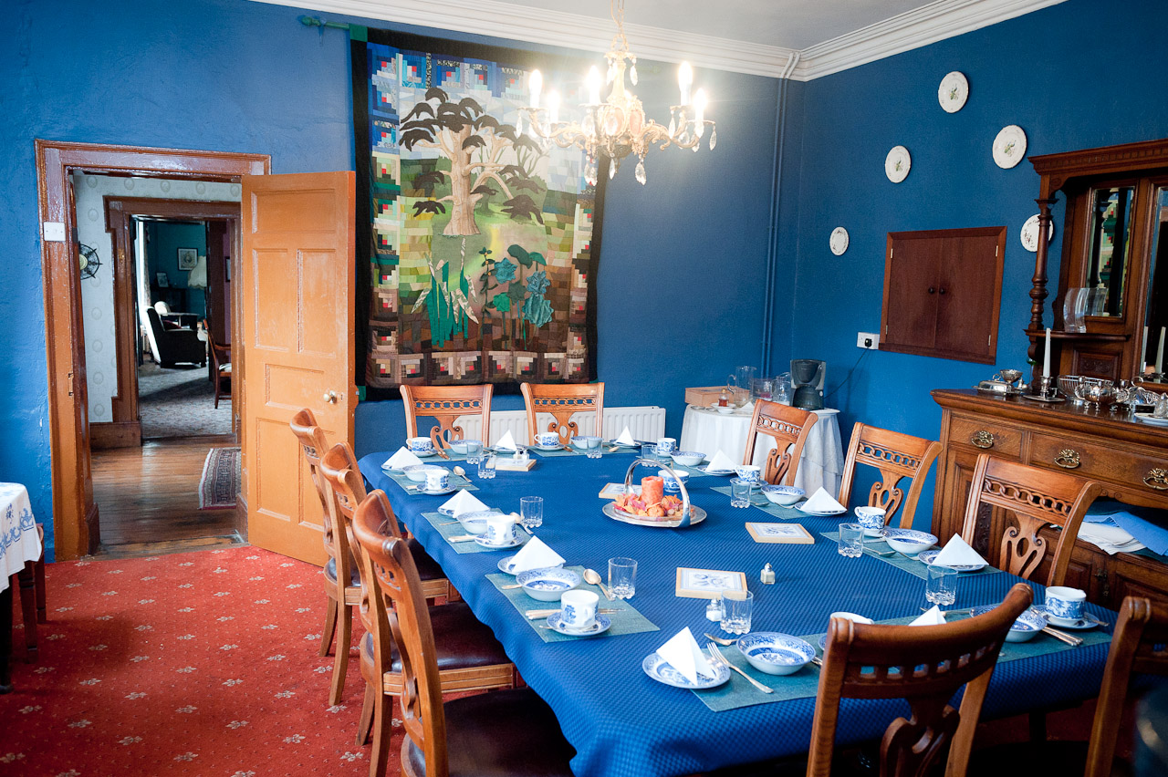Newpark house gallery for The dining room ennis