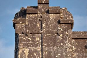 Newpark-House-history-cross